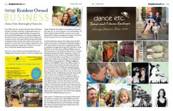 Heritage Living - July 2015 - Article