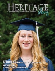 Heritage Living - July 2015 - Cover