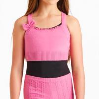 Girl's Knit Tops/Shrugs