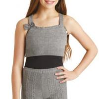 Girl's Knit Shorts